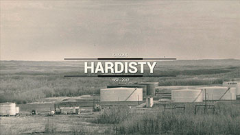 Our History at Hardisty